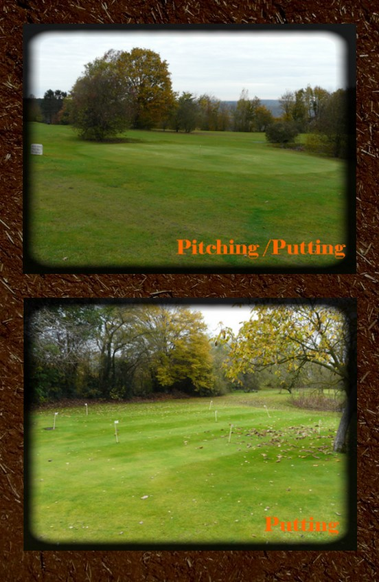 pitching et putting